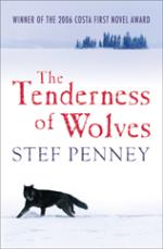 Cover for The Tenderness of Wolves by Stef Penney