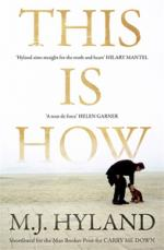 Cover for This is How by M J Hyland