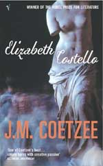 Cover for Elizabeth Costello by J.M. Coetzee