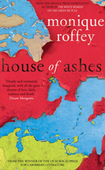 Cover for House of Ashes by Monique Roffey