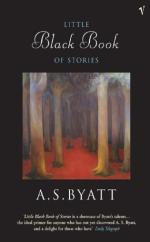 Cover for Little Black Book of Stories by A.S. Byatt