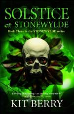 Cover for Solstice at Stonewylde by Kit Berry