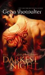 The Darkest Night: Lords of the Underworld Series by Gena Showalter