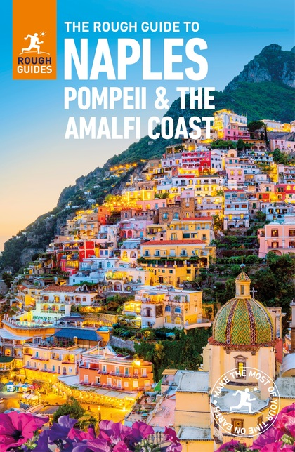 Cover for The Rough Guide to Naples, Pompeii and the Amalfi Coast by Rough Guides