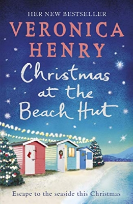Cover for Christmas at the Beach Hut by Veronica Henry