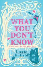 Cover for What You Don't Know by Lizzie Enfield