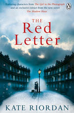 Red Letter by Kate Riordan