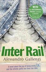 Cover for InterRail by Alessandro Gallenzi