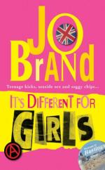 Cover for It's Different for Girls by Jo Brand