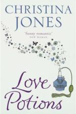 Cover for Love Potions by Christina Jones