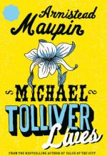 Cover for Michael Tolliver Lives by Armistead Maupin