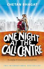 Cover for One Night at the Call Centre by Chetan Bhagat