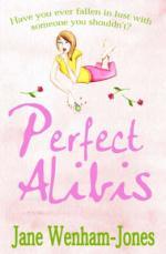Cover for Perfect Alibis by Jane Wenham-Jones