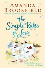 Cover for The Simple Rules of Love by Amanda Brookfield