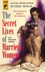 Cover for The Secret Lives of Married Women by Elissa Wald