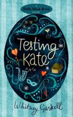 Cover for Testing Kate by Whitney Gaskell