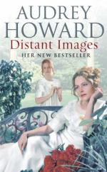 Cover for Distant Images by Audrey Howard