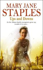 Cover for Ups and Downs by Mary Jane Staples