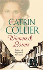 Cover for Winners and Losers by Catrin Collier