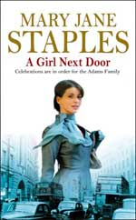 A Girl Next Door by Mary Jane Staples