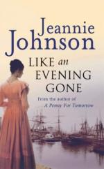 Cover for Like an Evening Gone by Jeannie Johnson