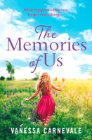 Book Cover for The Memories of Us by Vanessa Carnevale