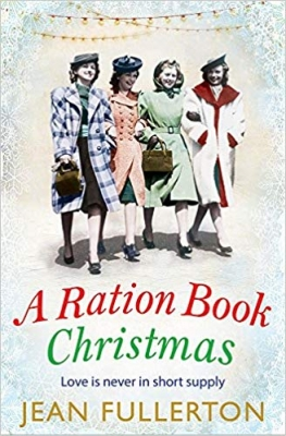 Cover for A Ration Book Christmas by Jean Fullerton