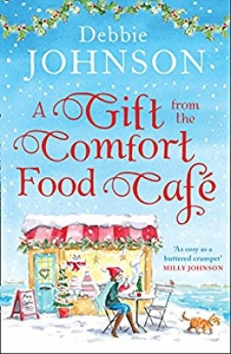 Cover for A Gift from the Comfort Food Café by Debbie Johnson