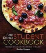 Cover for Sam Stern's Student Cookbook by Sam Stern, Susan Stern