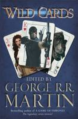 Cover for Wild Cards by George R. R. Martin, Richard Glyn Jones