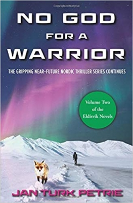 Cover for No God for a Warrior by Jan Turk Petrie