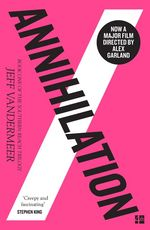 Cover for Annihilation by Jeff VanderMeer