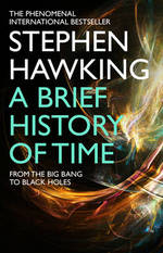 Cover for A Brief History of Time: From the Big Bang to Black Holes by Stephen Hawking