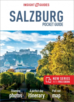 Cover for Insight Guides Pocket Salzburg by Insight Guides