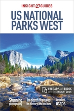 Cover for Insight Guides US National Parks West by Insight Guides