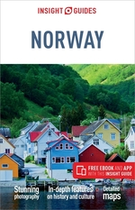 Cover for Insight Guides Norway by Insight Guides