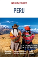 Cover for Insight Guides Peru by Insight Guides