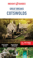 Cover for Insight Guides Great Breaks Cotswolds by Insight Guides
