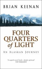 Cover for Four Quarters of Light by Brian Keenan