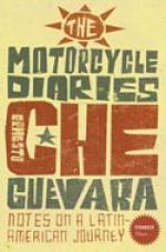 The Motorcycle Diaries by Ernesto Guevara