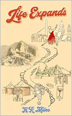 Life Expands: A Travel Comedy Romance