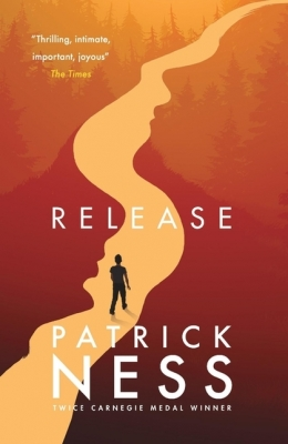 Cover for Release by Patrick Ness