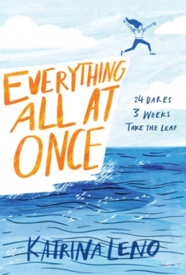 Cover for Everything All at Once by Steven Camden