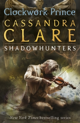 Book Cover for Clockwork Prince by Cassandra Clare