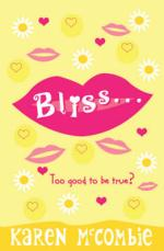 Cover for Bliss... by Karen Mccombie