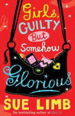 Cover for Girls, Guilty But Somehow Glorious On the Prowl by Sue Limb