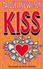 Cover for Kiss by Jacqueline Wilson