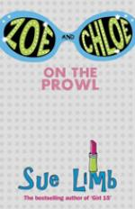 Cover for Zoe and Chloe, On the Prowl by Sue Limb