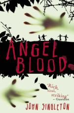 Cover for Angel Blood by John Singleton
