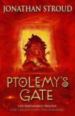 Cover for Bartimaeus 3: Ptolemy's Gate by Jonathan Stroud